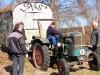 Bauwagen für Bogenschützen